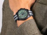 Traser TS-109048 zegarek czarny sportowy P96 Outdoor Pioneer pasek