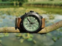 zegarek Traser TS-109049 kwarcowy męski P96 Outdoor Pioneer P96 OdP Evolution Chrono Petrol