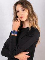 sportowy Zegarek niebieski  Baby-G BA-110CR-2AER TANDEM SERIES - duże 4