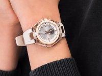 Baby-G MSG-S200G-4AER G-MS METAL BEZEL zegarek sportowy Baby-G
