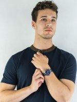 sportowy Zegarek różowe złoto Lorus Sportowe RT306HX9 - duże 4