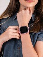 sportowy Zegarek różowy Garett Dla dzieci 5903246286854 Smartwatch Garett Kids Spark 4G różowy - duże 5