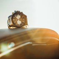 sportowy Zegarek srebrny  Engineer Hydrocarbon CM2198C-S1CJ-BK Racer Chronograph - duże 11