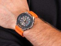 sportowy Zegarek srebrny  G-SHOCK Master of G GW-3000M-4AER GRAVITYMASTER - duże 6