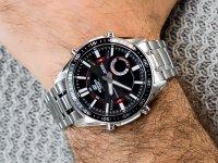Edifice EFV-C100D-1AVEF SPORTY LCD CHRONOGRAPH zegarek sportowy EDIFICE Momentum