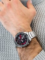 Edifice ECB-900DB-1AER męski zegarek EDIFICE Premium bransoleta