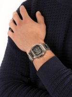 sportowy Zegarek srebrny Casio G-SHOCK Specials GMW-B5000D-1ER FULL METAL CASE LIMITED - duże 5