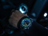 Traser TS-109370 P67 SuperSub T100 Blue Special Set P67 SuperSub sportowy zegarek srebrny