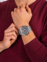 sportowy Zegarek szary Aviator Mig Collection M.2.30.7.221.6 MIG-29 SMT Chrono - duże 5