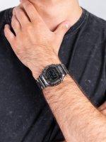 sportowy Zegarek szary Casio G-SHOCK Specials GMW-B5000TCM-1ER  Lazered Camo horloge Titanium Limited Edition - duże 5