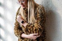 Garett 5903246286373 Smartwatch Garett Lady Viki złoty Damskie sportowy zegarek złoty