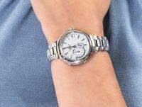 srebrny smartwatch Casio Sheen SHB-200D-7AER - duże 6