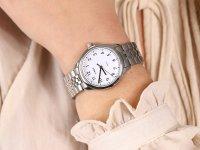 Timex TW2U40300 Easy Reader zegarek klasyczny Easy Reader