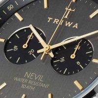srebrny Zegarek  Nevil NEST114-CL110412 - duże 7