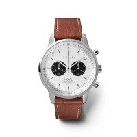 srebrny Zegarek  Nevil NEST119-TS010212 - duże 8