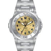 srebrny Zegarek  Reserve 25925 - duże 9