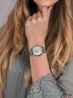 srebrny Zegarek  Slim V217LXCWMC - duże 5