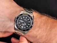 srebrny Zegarek  Sports FEM75001B6 - duże 6