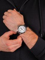 srebrny Zegarek  Sports FUG1X003W9 - duże 5