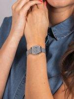 srebrny Zegarek  VINTAGE Midi LA690WEM-7EF - duże 5