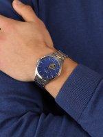 Timex TW2U37800 męski zegarek Waterbury bransoleta