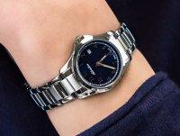 srebrny Zegarek Adriatica Bransoleta A3164.5125Q - duże 6