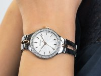 srebrny Zegarek Adriatica Bransoleta A3418.R113QZ - duże 6
