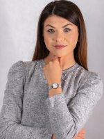 srebrny Zegarek Adriatica Bransoleta A3435.5173Q - duże 4