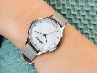 srebrny Zegarek Adriatica Bransoleta A3572.5G4FQ - duże 6