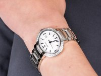srebrny Zegarek Adriatica Bransoleta A3627.51B3QZ - duże 6