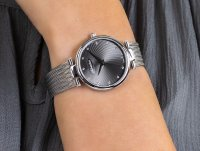 srebrny Zegarek Adriatica Bransoleta A3689.5146Q - duże 6
