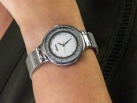 Adriatica A3720.514FQZ zegarek srebrny klasyczny Bransoleta bransoleta