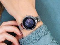 srebrny Zegarek Adriatica Bransoleta A3720.514MQZ - duże 6