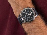 zegarek Adriatica A1088.5224CH srebrny Pasek