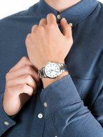 srebrny Zegarek Atlantic Sealine 62346.41.13 - duże 5