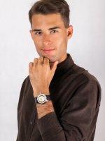 srebrny Zegarek Atlantic Worldmaster 53754.41.93RB - duże 4