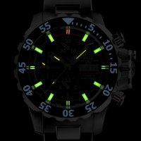Ball DC3026A-S3C-BE zegarek srebrny sportowy Engineer Hydrocarbon bransoleta