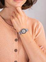 srebrny Zegarek Bering Classic 12927-000 - duże 5