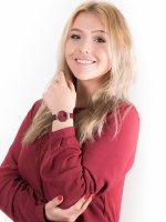 srebrny Zegarek Bering Classic 14531-303 - duże 4