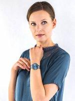 srebrny Zegarek Bering Classic 16540-308 - duże 4