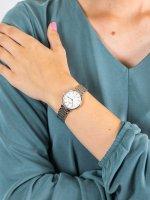Bisset BSBF04SISX03BX damski zegarek Biżuteryjne bransoleta
