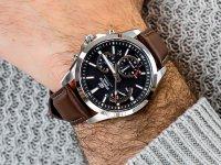 srebrny Zegarek Casio EDIFICE Premium EFS-S530L-5AVUEF - duże 6