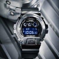 srebrny Zegarek Casio G-SHOCK Original GM-6900-1ER - duże 9