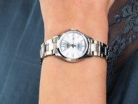 srebrny Zegarek Casio Klasyczne LTS-100D-2A1VEF - duże 6