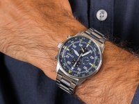 zegarek Citizen CA0690-88L srebrny Chrono