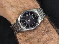zegarek Citizen AS2050-87E srebrny Radio Controlled