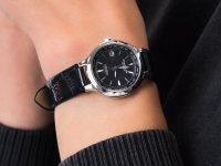 srebrny Zegarek Citizen Radio Controlled EC1170-26L - duże 6