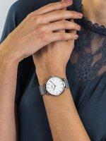 srebrny Zegarek Cluse La Boheme CW0101201002 - duże 5