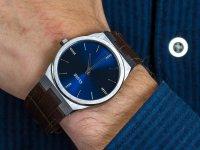 srebrny Zegarek Cluse Vigoureux CW0101503001 - duże 6
