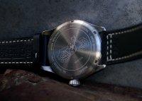 srebrny Zegarek Davosa Pilot 162.501.55 - duże 8